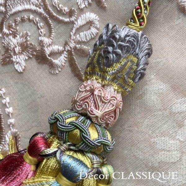 キータッセル エレガンティーク フレンチスタイル|ハイエンドキータッセル Decor CLASSIQUE|decor-classique|06