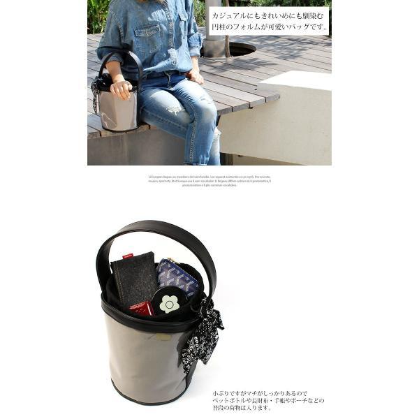 送料無料 バケツ型・2wayバッグ / 92-767046※こちらの商品は返品・交換不可となります。|decorate|03