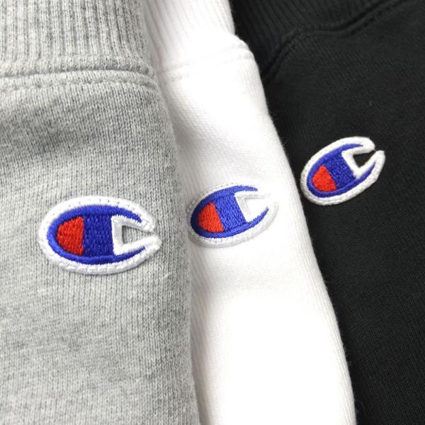 チャンピオン (Champion) スウェット ハーフパンツ メンズ 裏毛 1Pロゴ刺繍 ベーシック C3-D519|deep|12