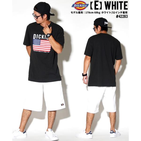 ディッキーズ ワークハーフパンツ ショートパンツ メンズ 大きいサイズ Dickies USA企画 Loose Fit Multi-Use Pocket Work Shorts #42283 deep 16