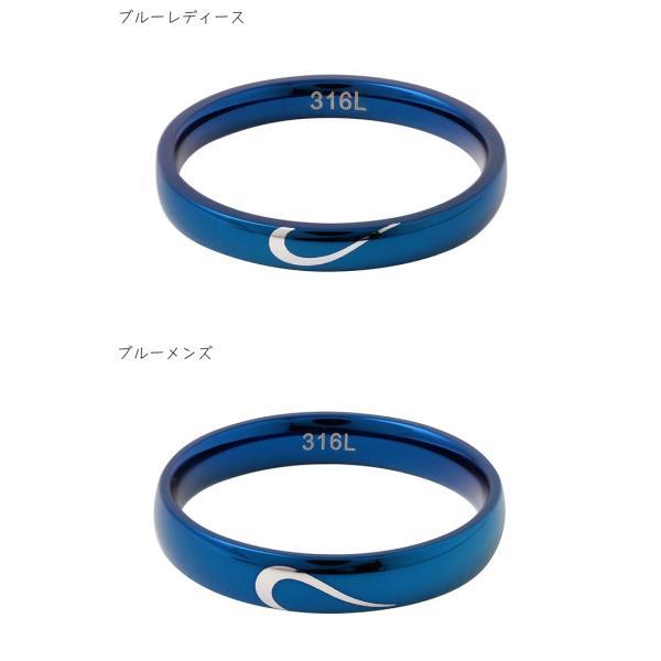 ペアリング 2本セット ステンレス シンプル 指輪 ハート|delacruz|02