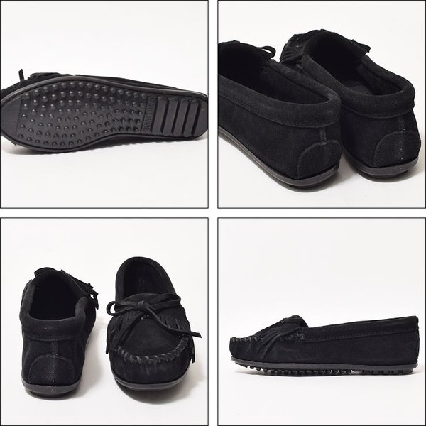 MINNETONKAミネトンカ キルティ スエード モック モカシンKILTY SUEDE MOC MOCCASIN 401 400 402 403 409 401T 407T 409T 406 408T|delicious-y|02