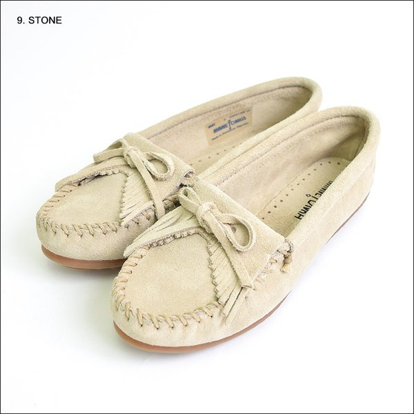 MINNETONKAミネトンカ キルティ スエード モック モカシンKILTY SUEDE MOC MOCCASIN 401 400 402 403 409 401T 407T 409T 406 408T|delicious-y|10