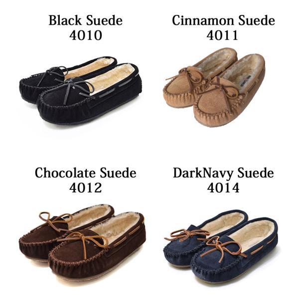 MINNETONKA ミネトンカ キャリースリッパ CALLY SLIPPER 4010/4011/4012/4014/4015/4016/4017 レディース 靴 モカシン|delicious-y|02