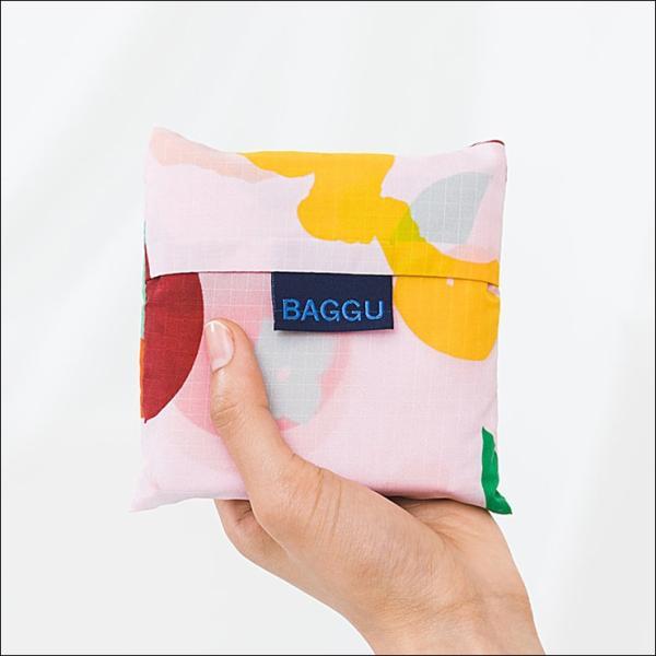 メール便 BAGGU バッグ STANDARD スタンダード AUTUMN FRUIT オータムフルーツ エコバッグ ナイロンバッグ ショッピングバッグ トートバッグ