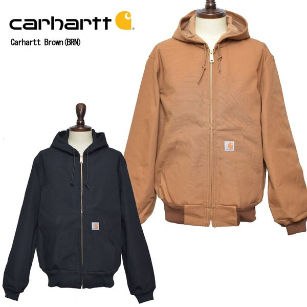 CARHARTT カーハート J131 Thermal Lined Duck Active Jacket ダックアクティブジャケット メンズ コート ジャケット アウター|delicious-y