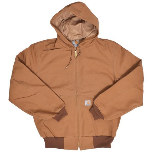 CARHARTT カーハート J131 Thermal Lined Duck Active Jacket ダックアクティブジャケット メンズ コート ジャケット アウター|delicious-y|02