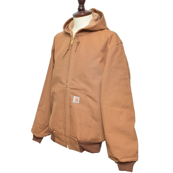 CARHARTT カーハート J131 Thermal Lined Duck Active Jacket ダックアクティブジャケット メンズ コート ジャケット アウター|delicious-y|04