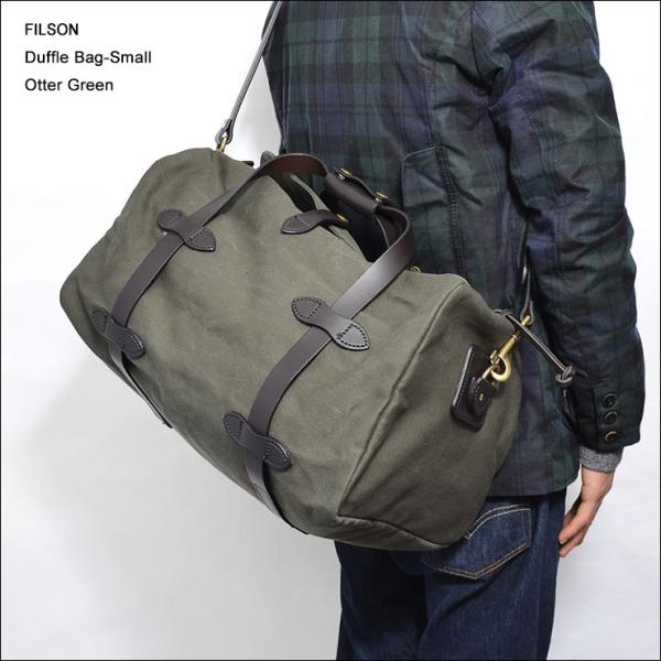 98c62377561 FILSON フィルソン 11070220-Otter Green DUFFLE BAG-SMALL Otter Green ダッフルバッグ-スモール