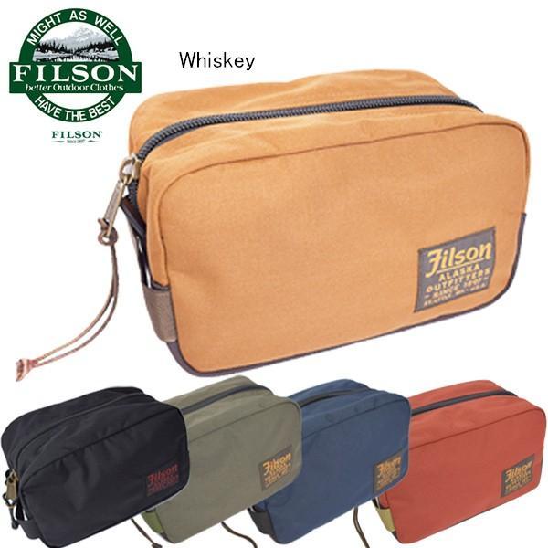 FILSON フィルソン 20019936 BALLISTIC NYLON TRAVEL PACK バリスティック ナイロン トラベルパック メンズ 鞄 ポーチ|delicious-y