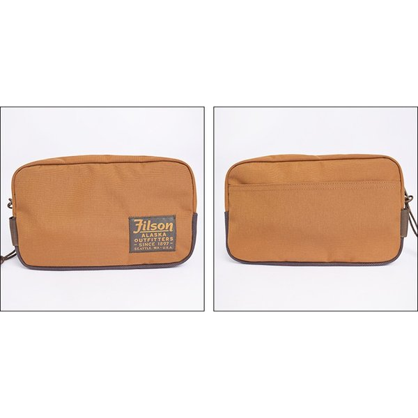 FILSON フィルソン 20019936 BALLISTIC NYLON TRAVEL PACK バリスティック ナイロン トラベルパック メンズ 鞄 ポーチ|delicious-y|02