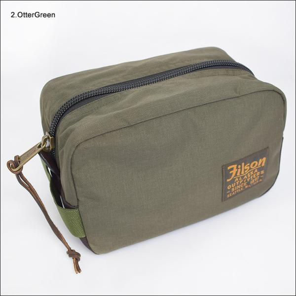 FILSON フィルソン 20019936 BALLISTIC NYLON TRAVEL PACK バリスティック ナイロン トラベルパック メンズ 鞄 ポーチ|delicious-y|06