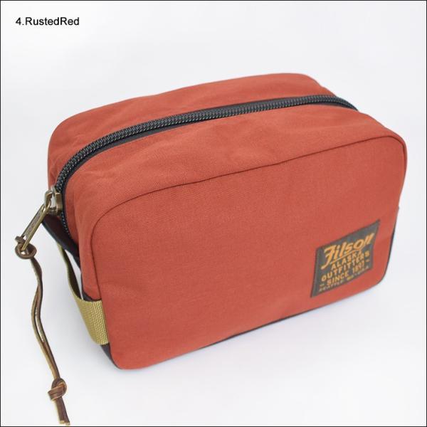 FILSON フィルソン 20019936 BALLISTIC NYLON TRAVEL PACK バリスティック ナイロン トラベルパック メンズ 鞄 ポーチ|delicious-y|08