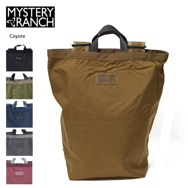 MYSTERY RANCH ミステリーランチ ブーティーバッグ 16L リュックサック トートバッグ メンズ レディース 通勤 通学 delicious-y