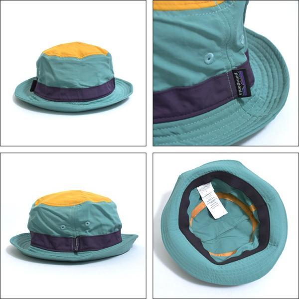 メール便 PATAGONIA SP'18 パタゴニア 29156 Wavefarer Bucket Hat ウェーブフェアラー バケツ ハット レディース 帽子|delicious-y|02