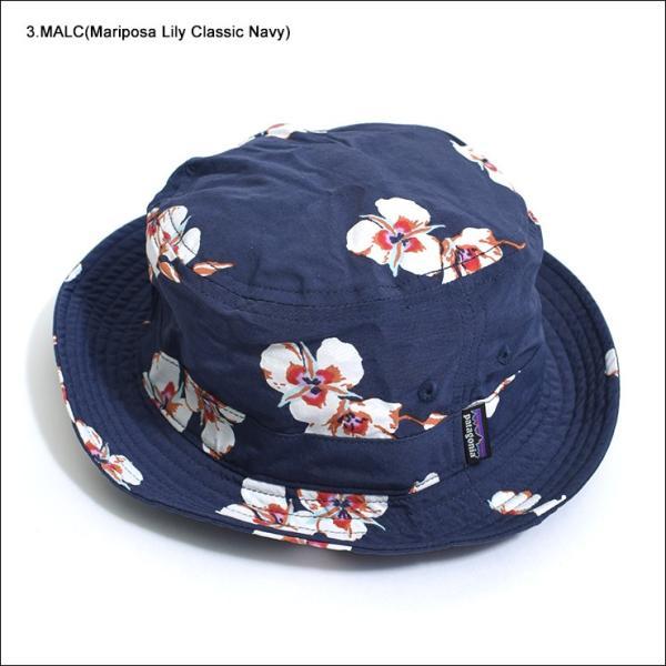 メール便 PATAGONIA SP'18 パタゴニア 29156 Wavefarer Bucket Hat ウェーブフェアラー バケツ ハット レディース 帽子|delicious-y|04