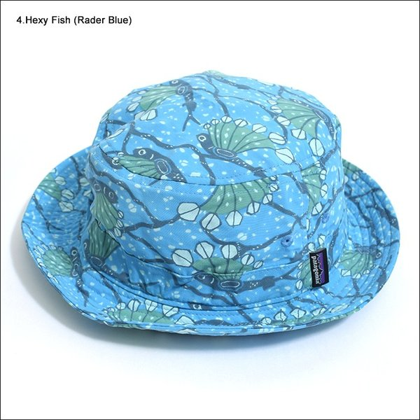 メール便 PATAGONIA SP'18 パタゴニア 29156 Wavefarer Bucket Hat ウェーブフェアラー バケツ ハット レディース 帽子|delicious-y|05
