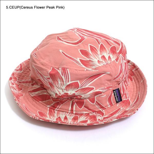 メール便 PATAGONIA SP'18 パタゴニア 29156 Wavefarer Bucket Hat ウェーブフェアラー バケツ ハット レディース 帽子|delicious-y|06