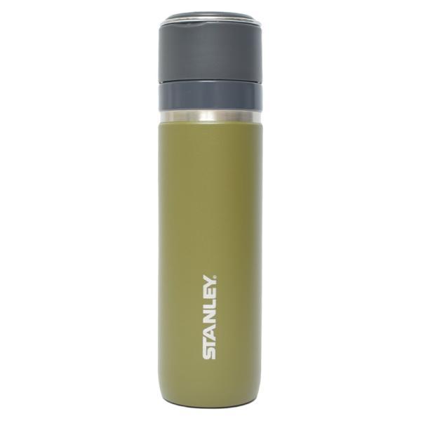 STANLEY スタンレー GO CERAMIVAC BOTTLE 24oz ゴーシリーズ 0.7L ステンレス タンブラー 真空 保温 保冷 アウトドア キャンプ 水筒|delicious-y|02