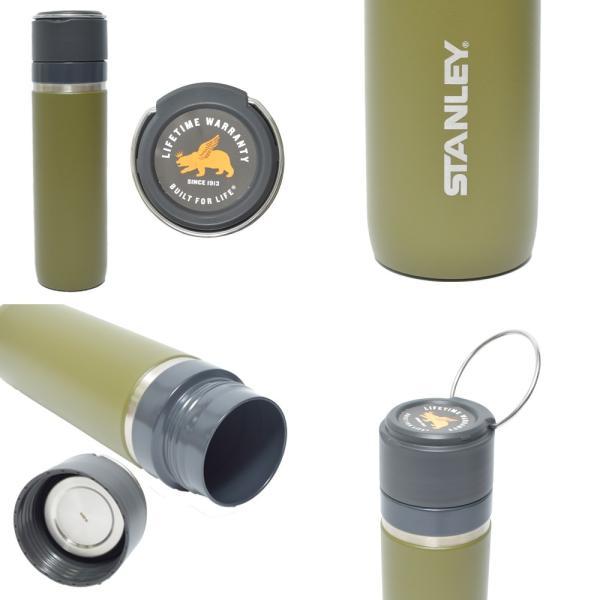 STANLEY スタンレー GO CERAMIVAC BOTTLE 24oz ゴーシリーズ 0.7L ステンレス タンブラー 真空 保温 保冷 アウトドア キャンプ 水筒|delicious-y|03