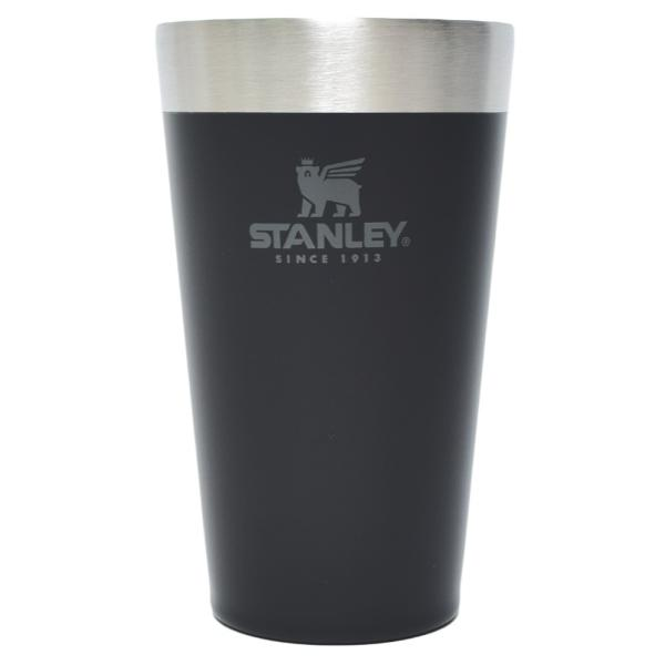 STANLEY スタンレー STACKING BEER PINT 16oz 0.47L ステンレス マグカップ スタッキング真空パイント タンブラー カップ アウトドア キャンプ delicious-y 02