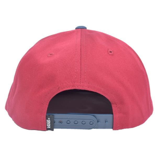 VANS APPAREL  VN0A36OUTN3 DROP V II SNAPBACK BOYS BIKING  ボーイズ キッズ キャップ 帽子|delicious-y|03