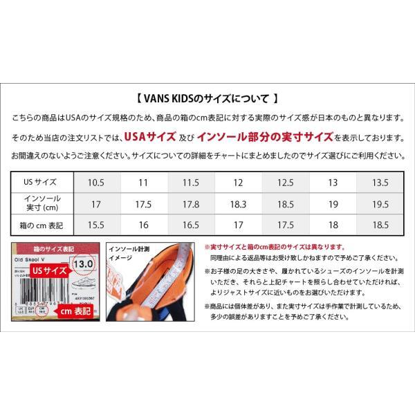 VANS KIDS バンズ キッズ VN0A3276VJ4 スケートハイジップ レインボー 虹 子供 靴 delicious-y 05