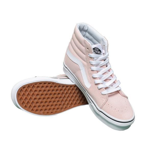 VANS LADIES バンズ VN0A38GEUPN SK8HI Disney スケートハイジップ ディズニー ミニー スニーカー 靴 delicious-y 03