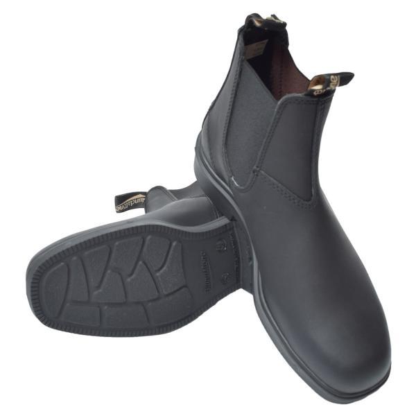BLUNDSTONE ブランドストーン #063 BLACK ブラック メンズ チェルシーブーツ サイドゴアブーツ|deliciousy2|03