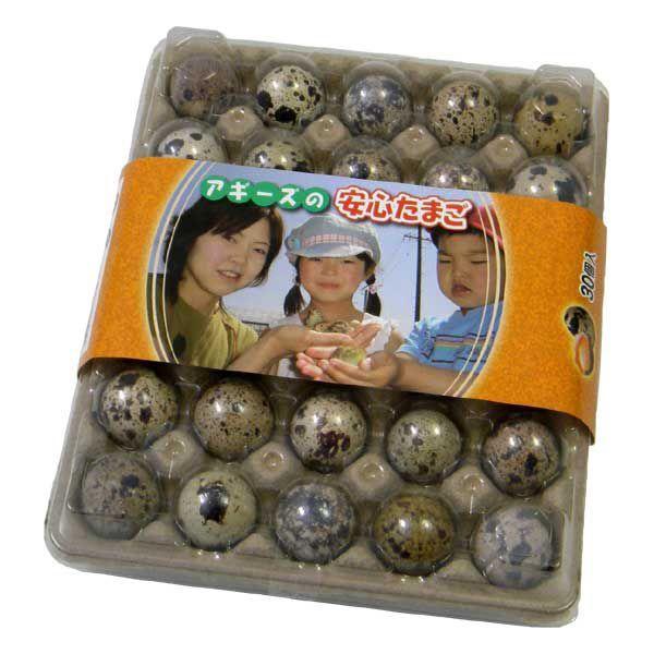 早い うまい 安心 安全 「生命のたまご」 豊橋名産 うずらの卵 30個入り 産地直送 生たまご 栄養抜群