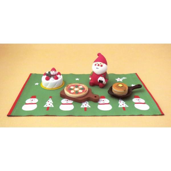 デコレ クリスマス クリスマスケーキ コンコンブル ZXS-74019 DECOLE concombre クリックポスト対応 delight-shop 02