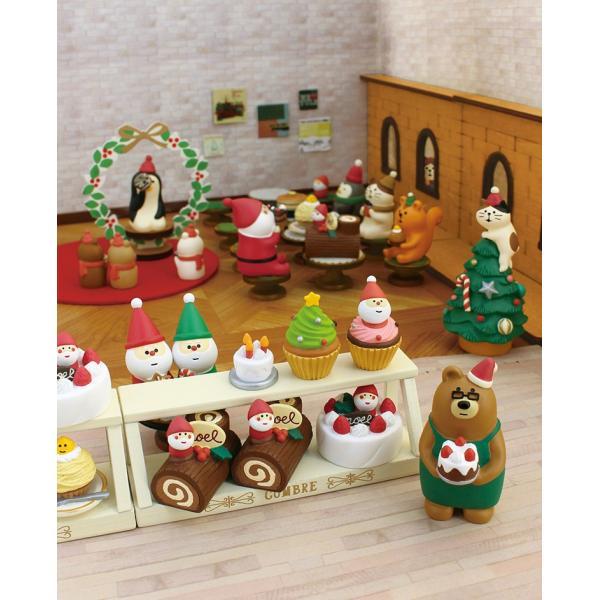 デコレ クリスマス クリスマスケーキ コンコンブル ZXS-74019 DECOLE concombre クリックポスト対応 delight-shop 04