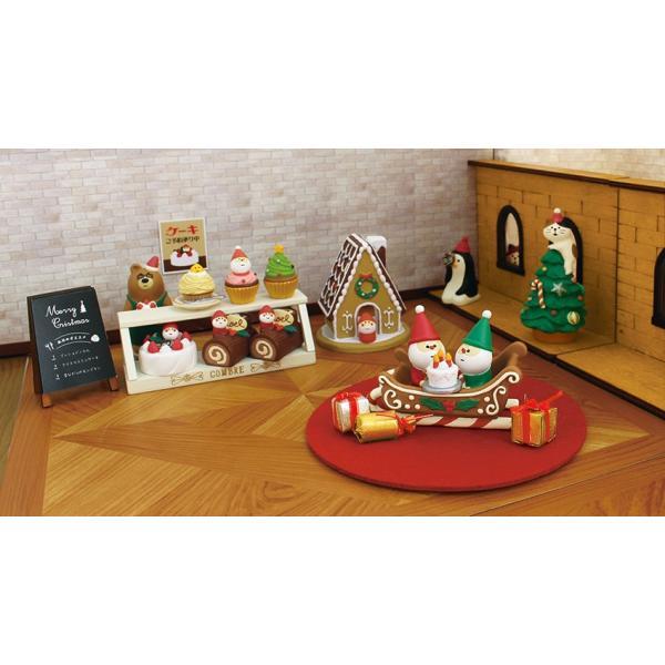 デコレ クリスマス クリスマスケーキ コンコンブル ZXS-74019 DECOLE concombre クリックポスト対応 delight-shop 05