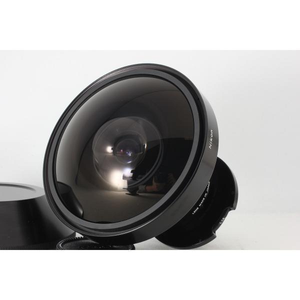 交換レンズ Nikon Auto NIKKOR 8mm F2.8 Fisheye 13850