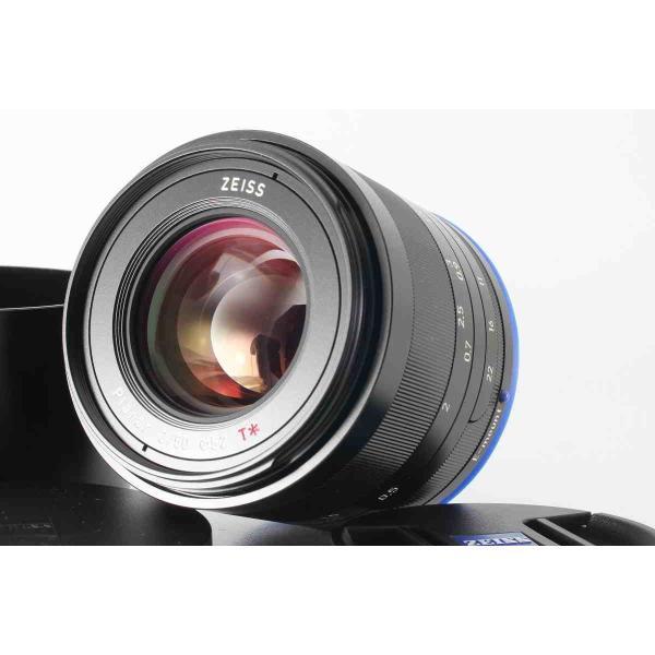 交換レンズ Carl Zeiss LOXIA 50mm F2 ソニーEマウント用 21238