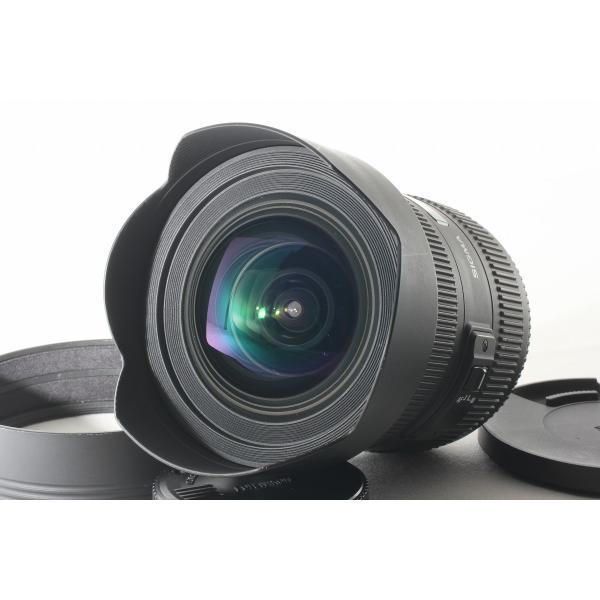 交換レンズ 送料無料 シグマ SIGMA 12-24mm F4.5-5.6 II DG HSM ニコン用 26043