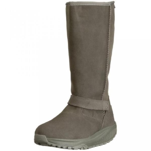 スケッチャーズ スニーカー トレーニング シューズ スリッポン フィットネスWomen's Skechers Shape - ups Avalanche Pull - on Boots, CHARCOAL, 8.5D