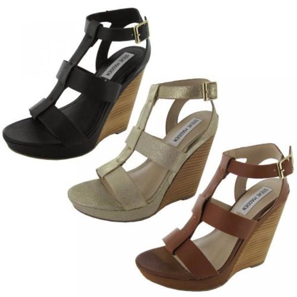 スティーブマデン ブーツ レディース Steve Madden Women's Iris Wedge Sandal 日本未入荷