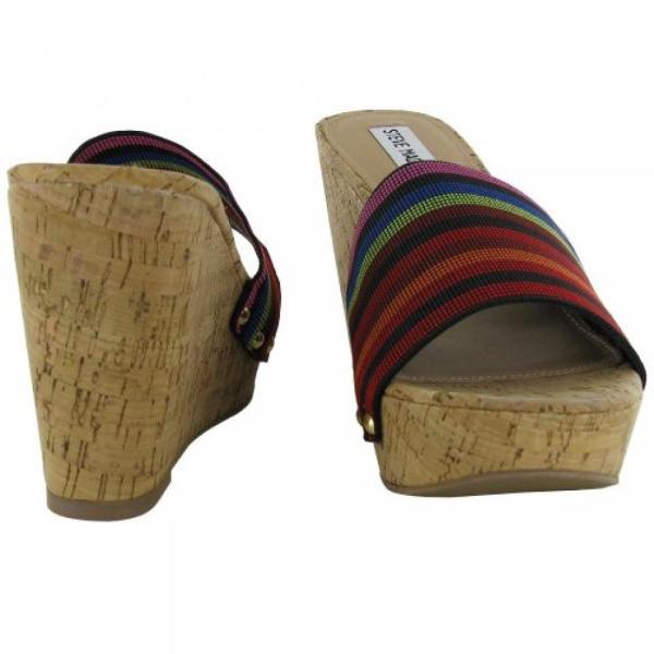 スティーブマデン ブーツ レディース Steve Madden Women's Gibby Wedge Sandal 日本未入荷