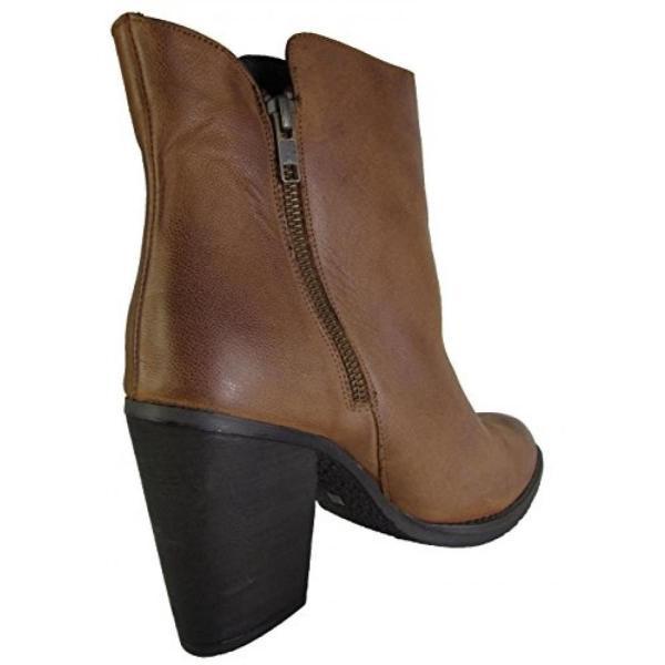 スティーブマデン ブーツ レディース Steve Madden Womens Woodstck Fringed Heeled Ankle Boot Shoes 日本未入荷