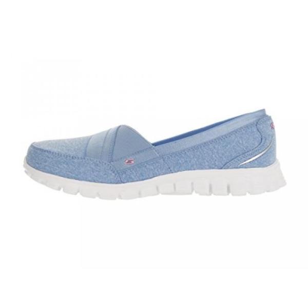 スケッチャーズ スニーカー トレーニング シューズ スリッポン フィットネスSkechers Womens EZ Flex 2-Fascination Fashion Slip On Sneaker Shoeレディース