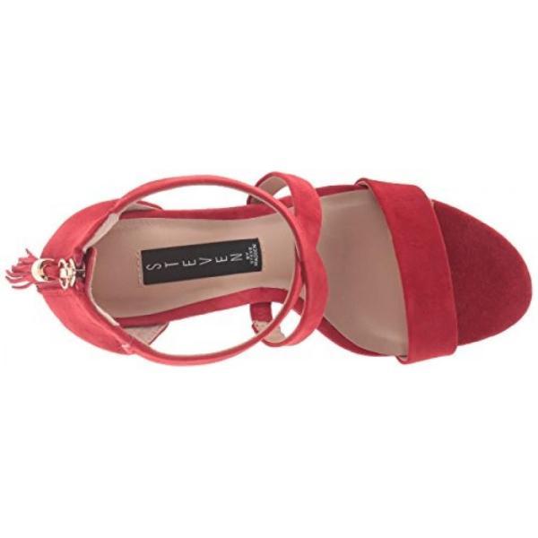 スティーブマデン ブーツ レディース STEVEN by Steve Madden Women's Nahlah Dress Sandal 日本未入荷