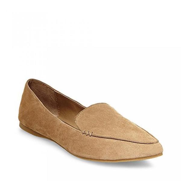 スティーブマデン ブーツ レディース Steve Madden Women's Feather Loafer Flat 日本未入荷