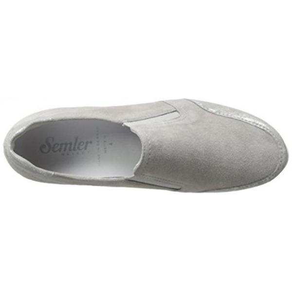 スケッチャーズ スニーカー トレーニング シューズ スリッポン フィットネスSemler women's Leather Slipper US 7 / UK 4 .5/ EU 37.5 greyレディース