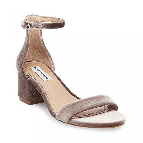 スティーブマデン ブーツ レディース Steve Madden Women's Irenee Taupe Heel Sandal 日本未入荷