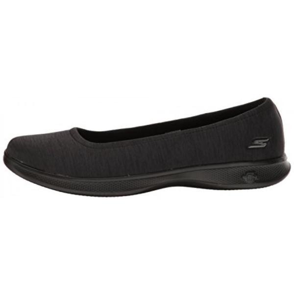 スケッチャーズ スニーカー トレーニング シューズ スリッポン フィットネスSkechers Women's Go Step Lite-Streak Walking Shoeレディース