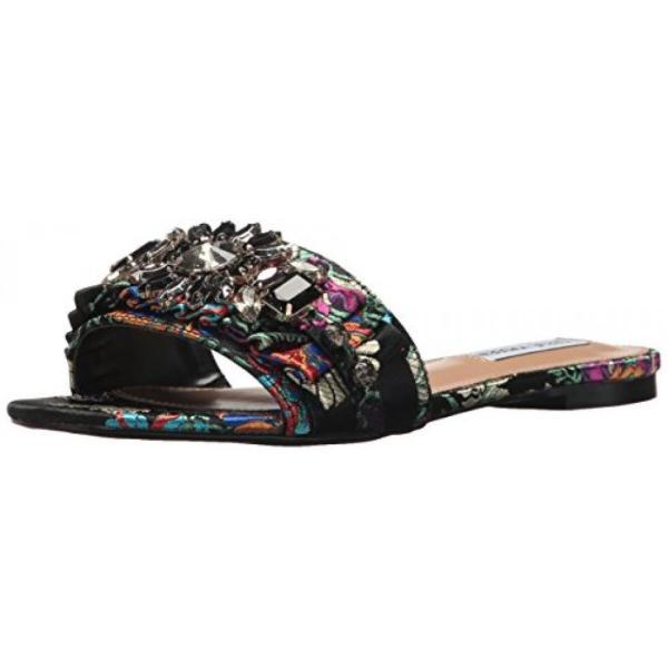 スティーブマデン ブーツ レディース Steve Madden Women's Pomona Slide Sandal 日本未入荷
