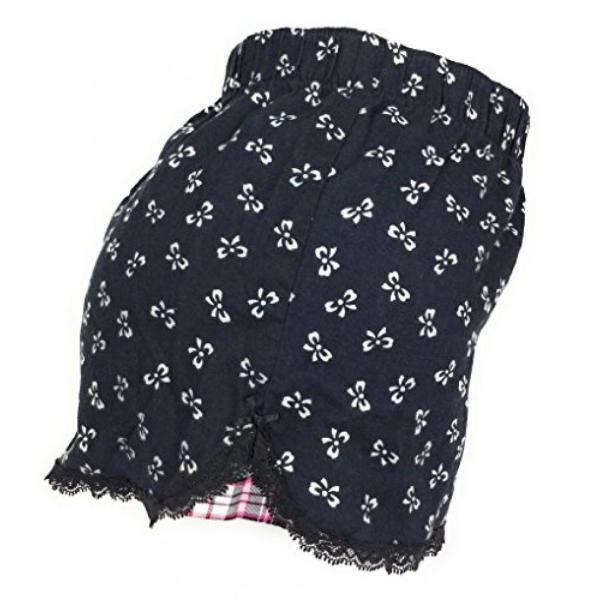 ヴィクトリアズシークレット パジャマ 部屋着 ワンピース ルームウェア Victoria's..Secret Victorias Secret Flannel Sleep Shorts Medium レディース