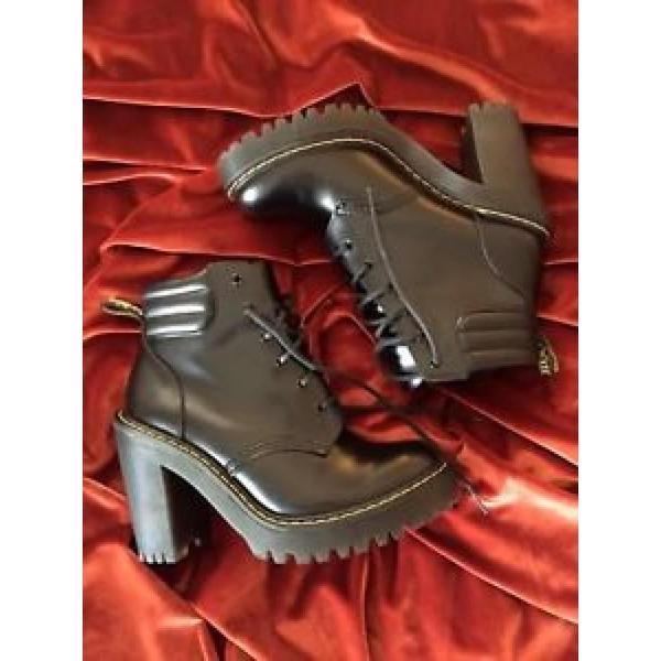 ドクターマーチン ブーツ レディース Doc Martens Platform Persephone Boots - Women's US size 7 UK size 5 レースアップ