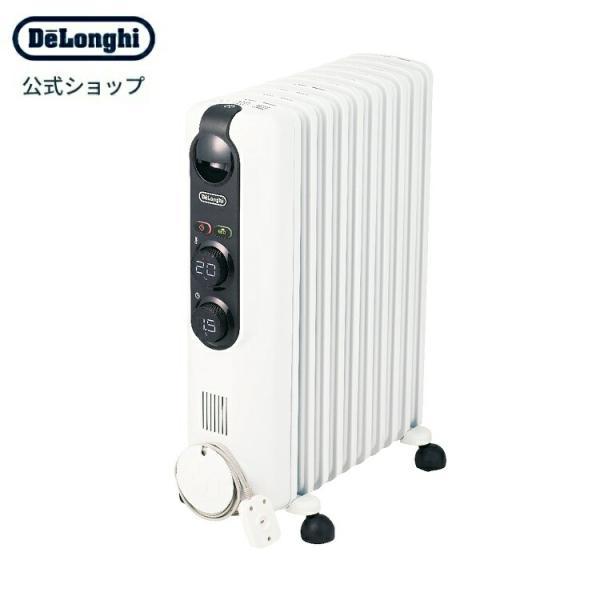 |デロンギ オイルヒーター  RHJ35M1015-BK  | delonghi 公式 10-13畳…